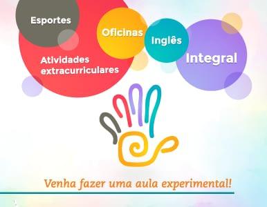 Venha fazer uma aula experimental!